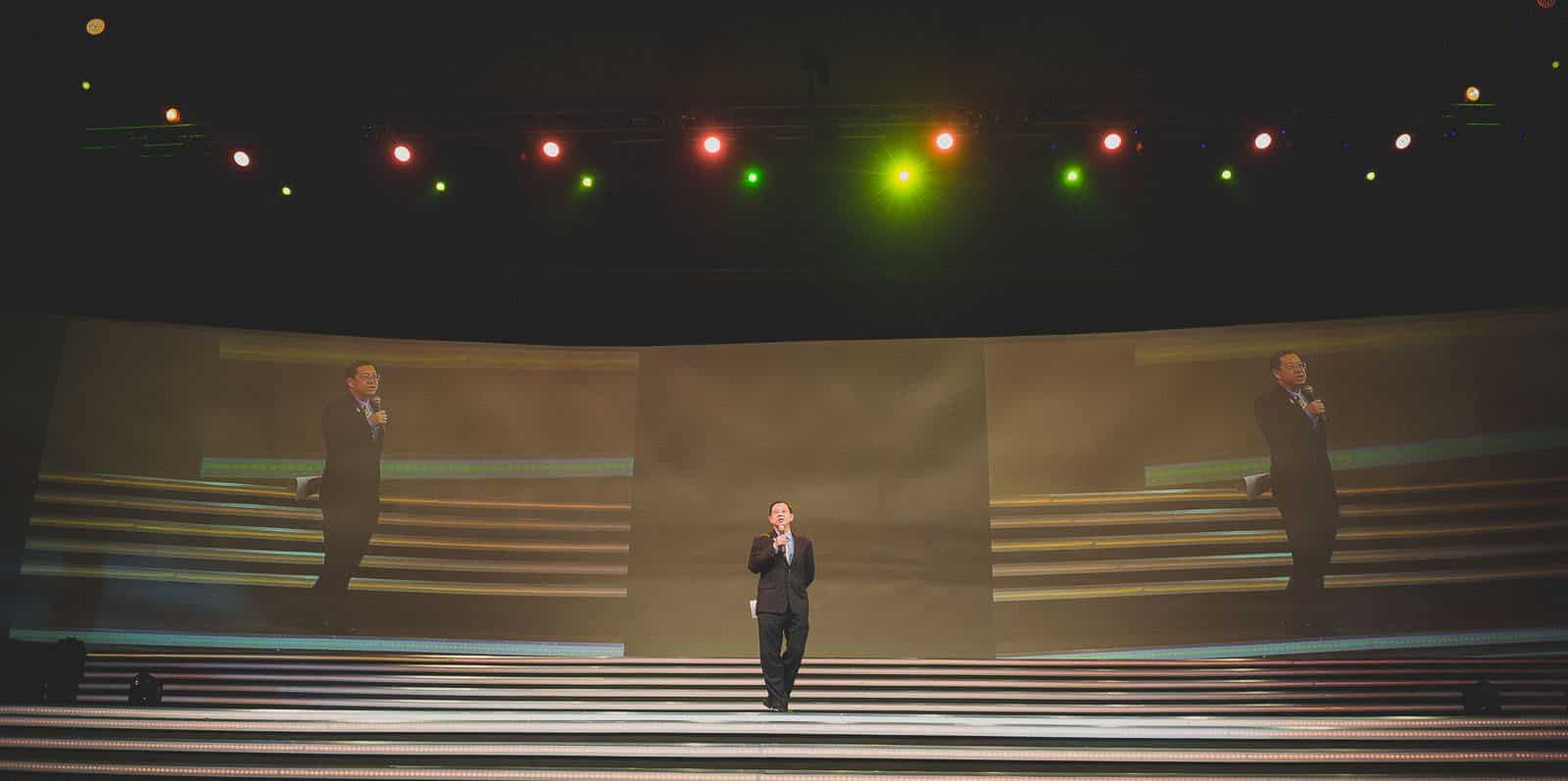 Best Corporate Event Photographer Malaysia | Stage Speech Photography Kuala Lumpur
