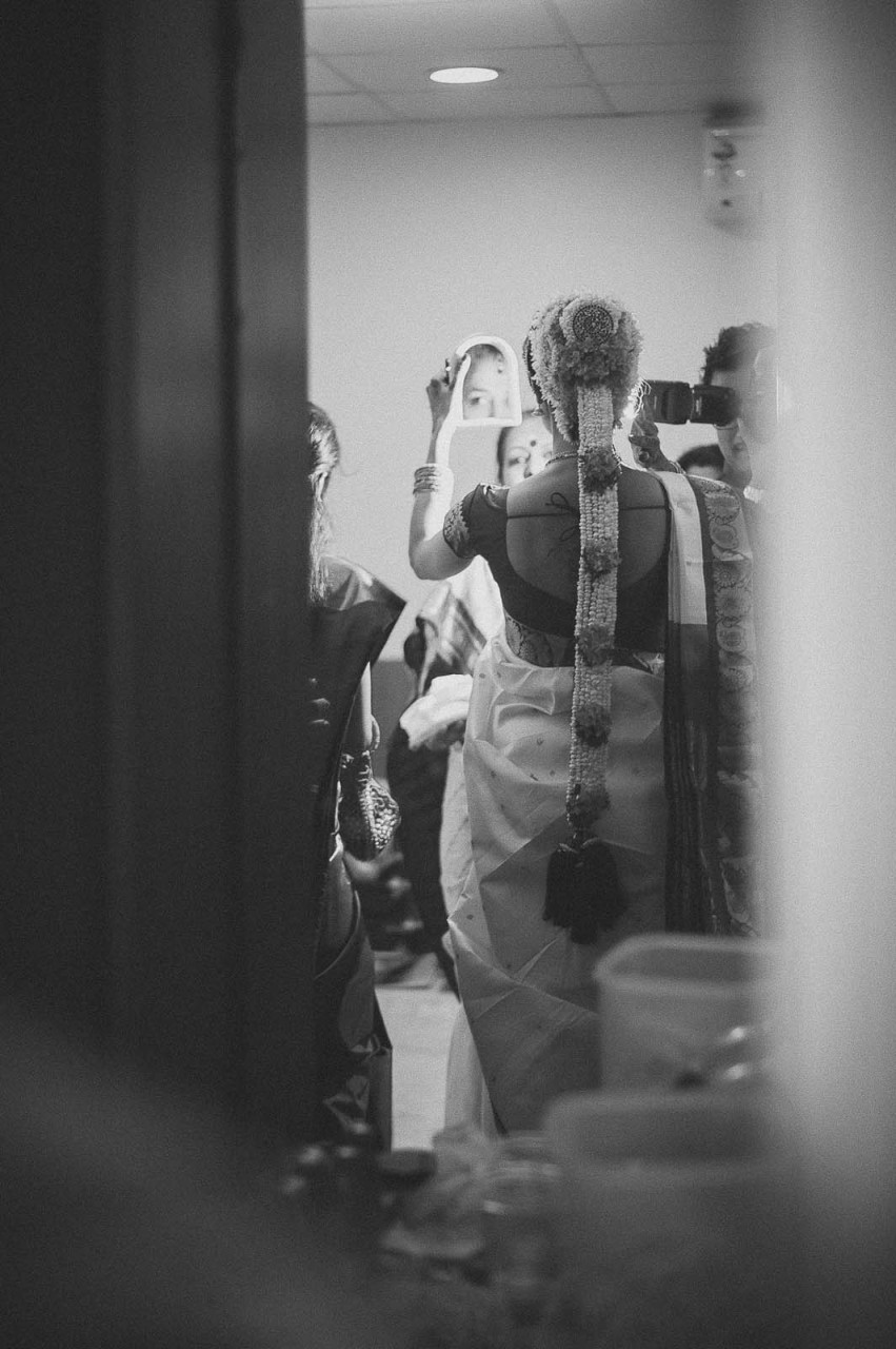 wedding-photography-bangalore-bride-reflection-getting-ready