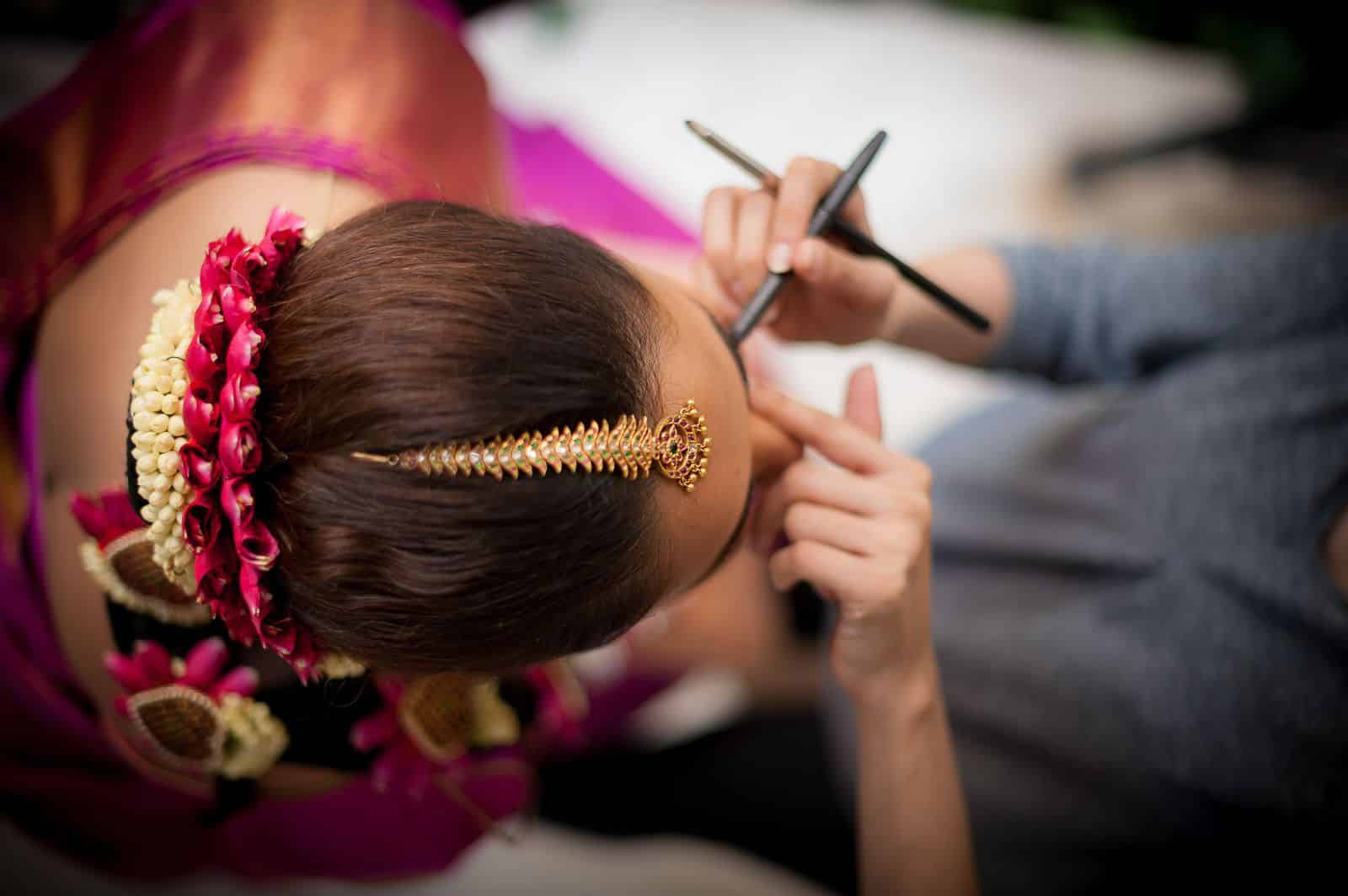 wedding-photography-bride-eye-makeup-topshot-getting-ready