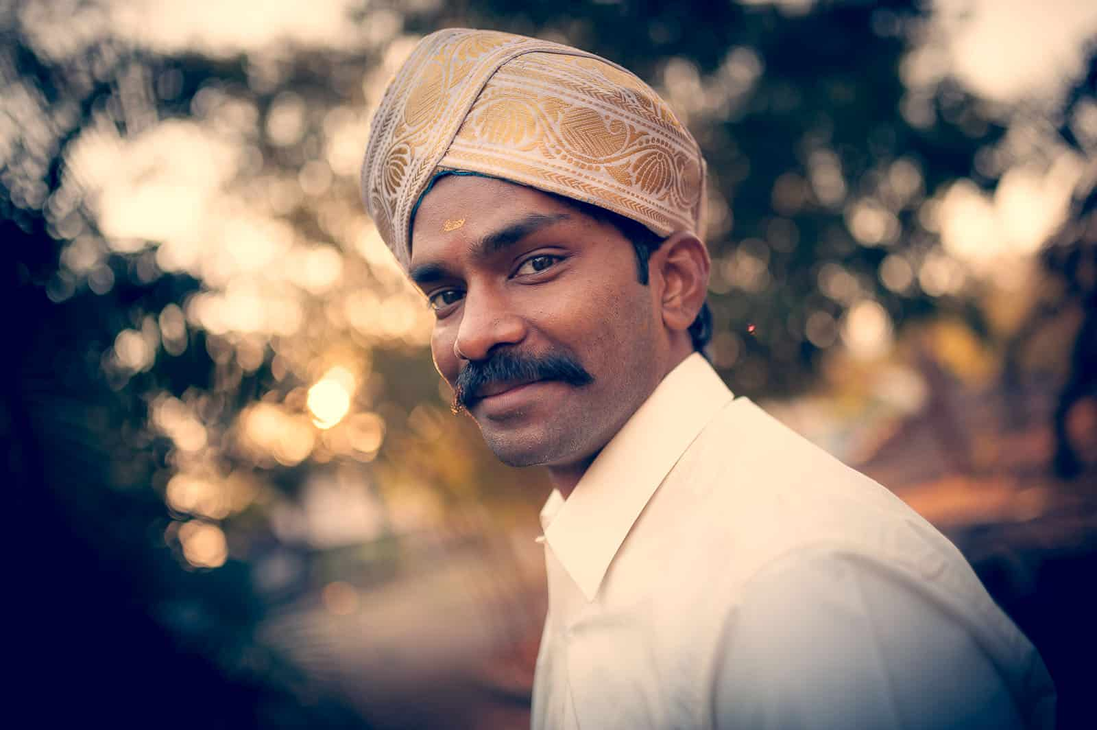 Best Wedding Photographer India | Groom Portrait Photography South India