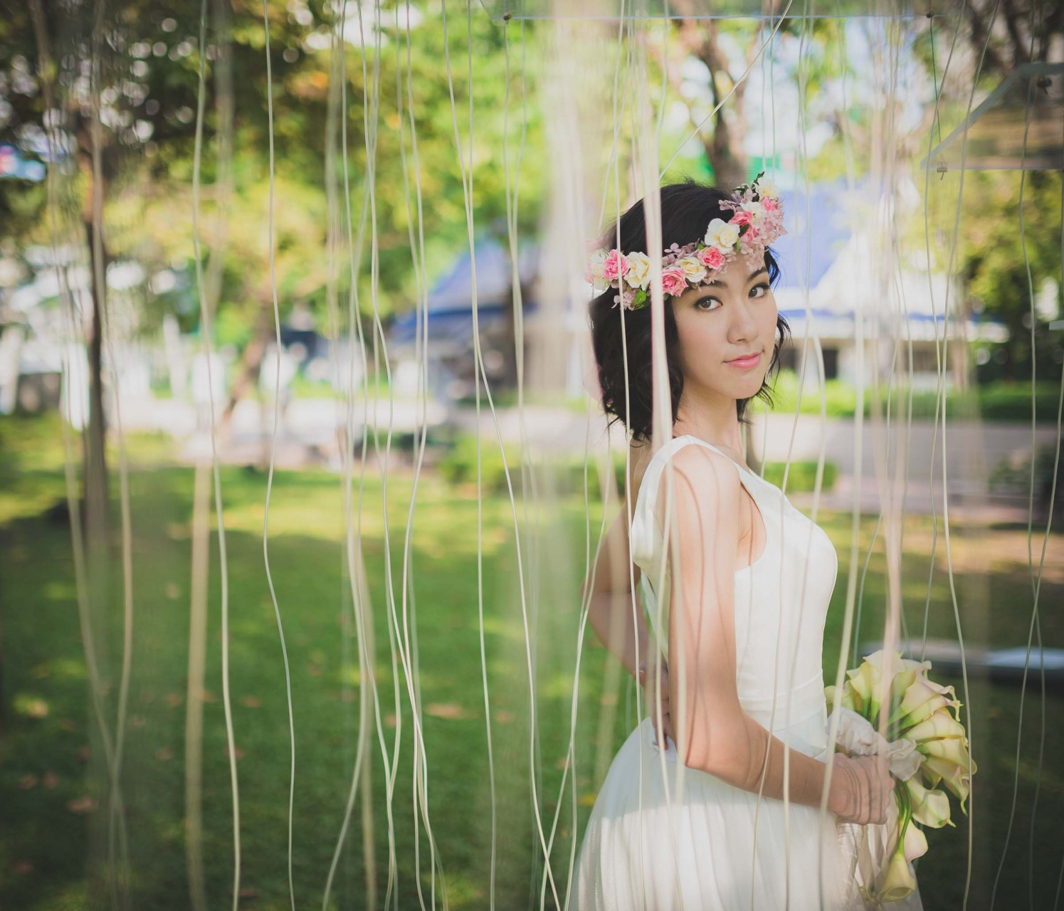 Wedding Portraits and Group Shots of Anoop Photography | Candid Wedding Photographer Thailand