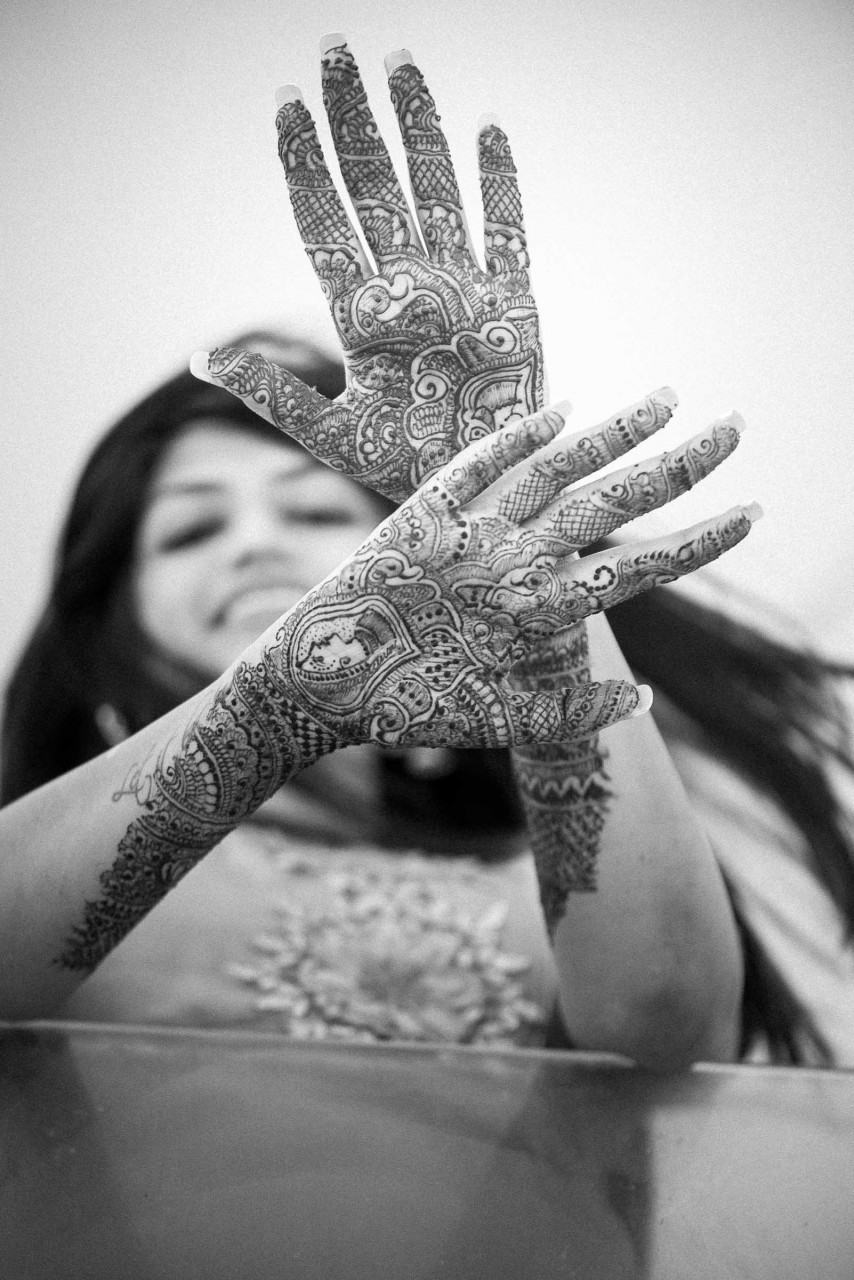 Best Wedding Photographer Based in Thailand | Mehendi Ceremony in Indian Wedding Photography