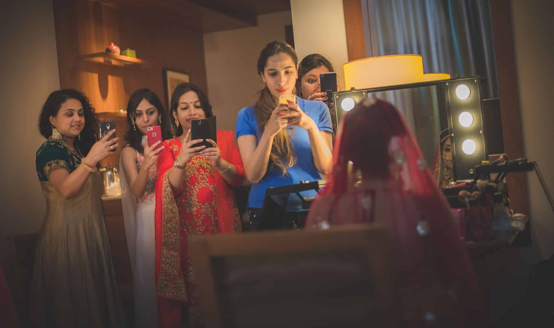 Destination Wedding Photography Thailand | Candid Wedding Photographer bangkok | Cute Photo of Paparazzi