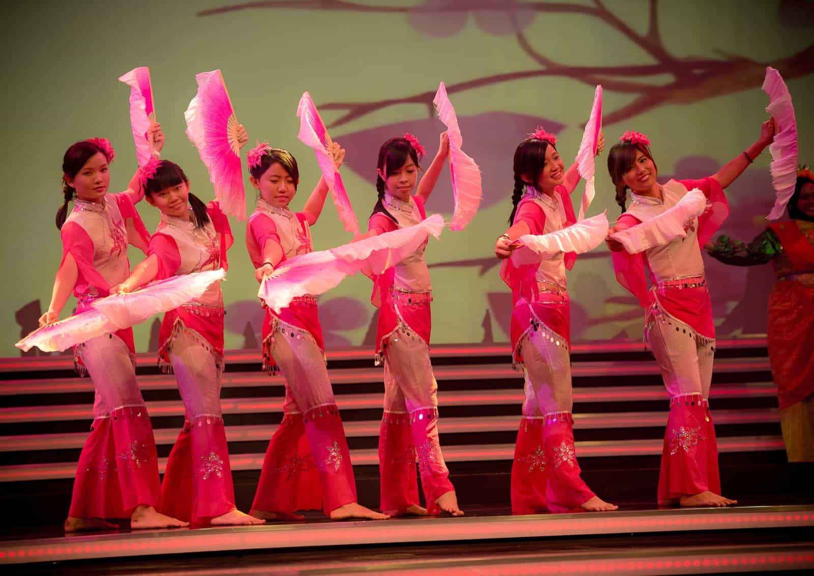 Best Corporate Event Photographer Bangkok | Stage Feather Dance Photography Thailand