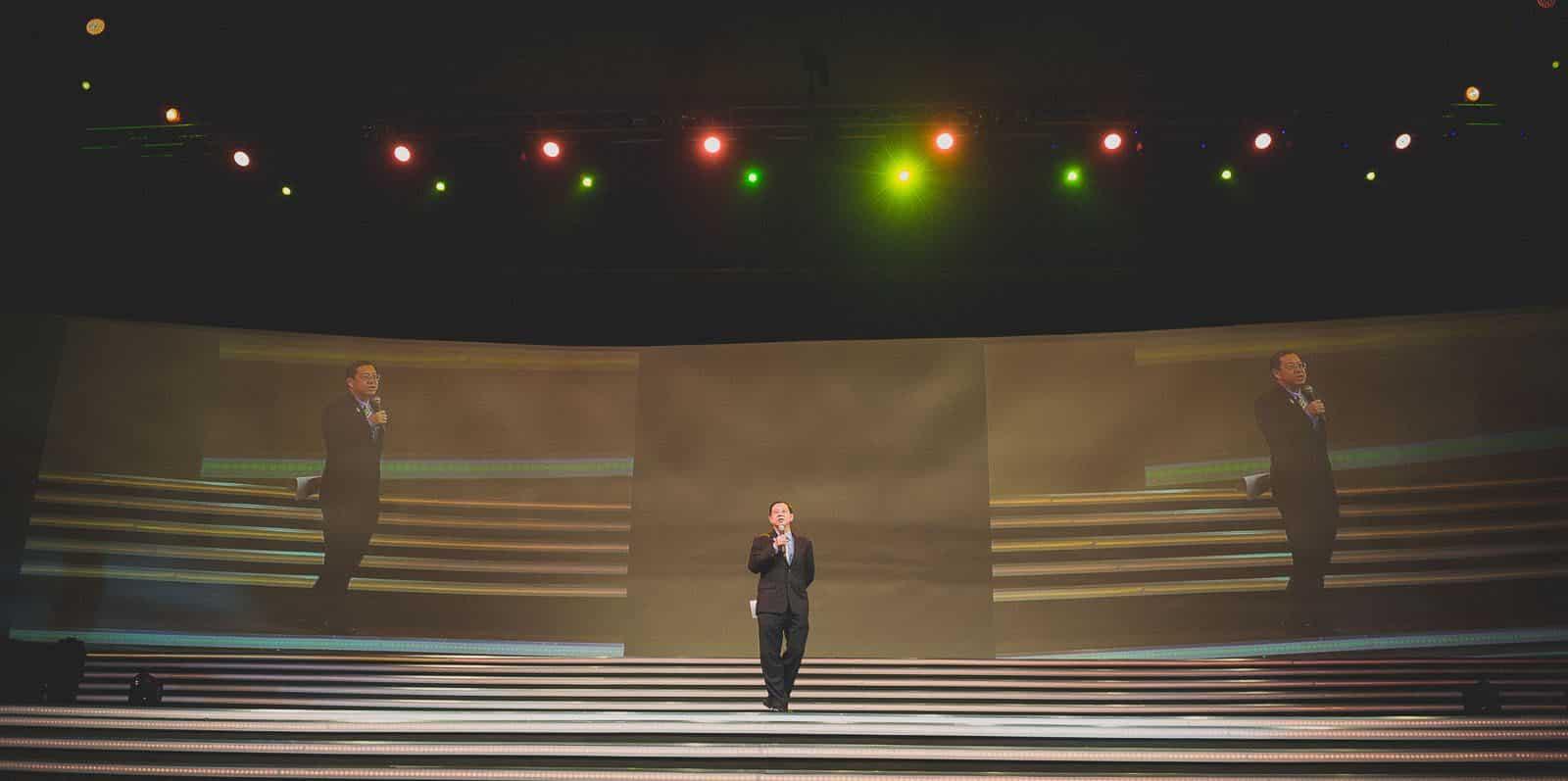 Best Corporate Event Photographer Malaysia | Stage Speech Photography Kuala Lumpur