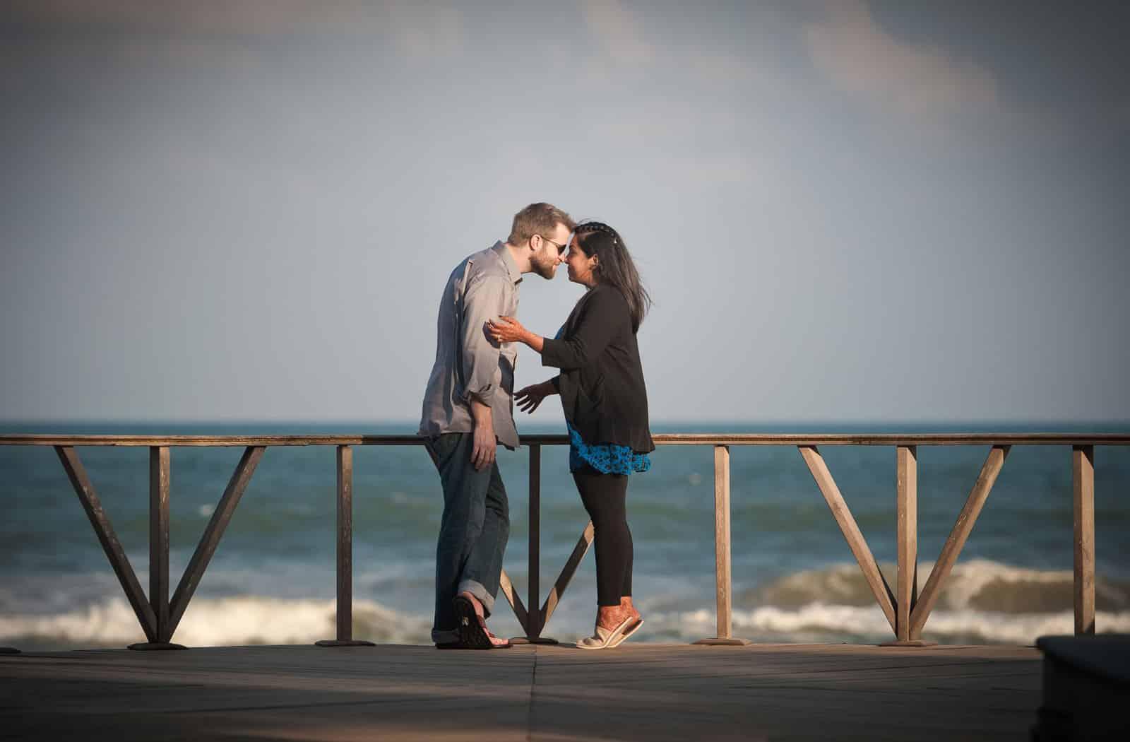 Best Wedding Photographer India   Radisson Bay Beach Mahabalipuram Couple Photography India