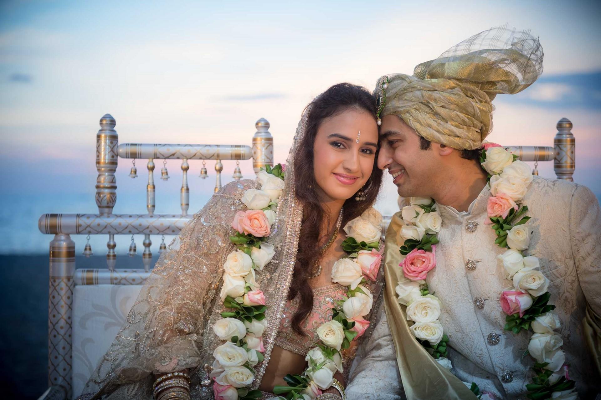 Phuket Wedding Photography Phuket Thailand | Indian Beach Wedding Photographer Thailand