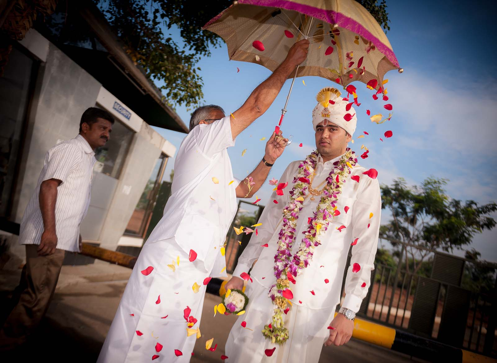 best-wedding-photography-chennai-groom-welcome