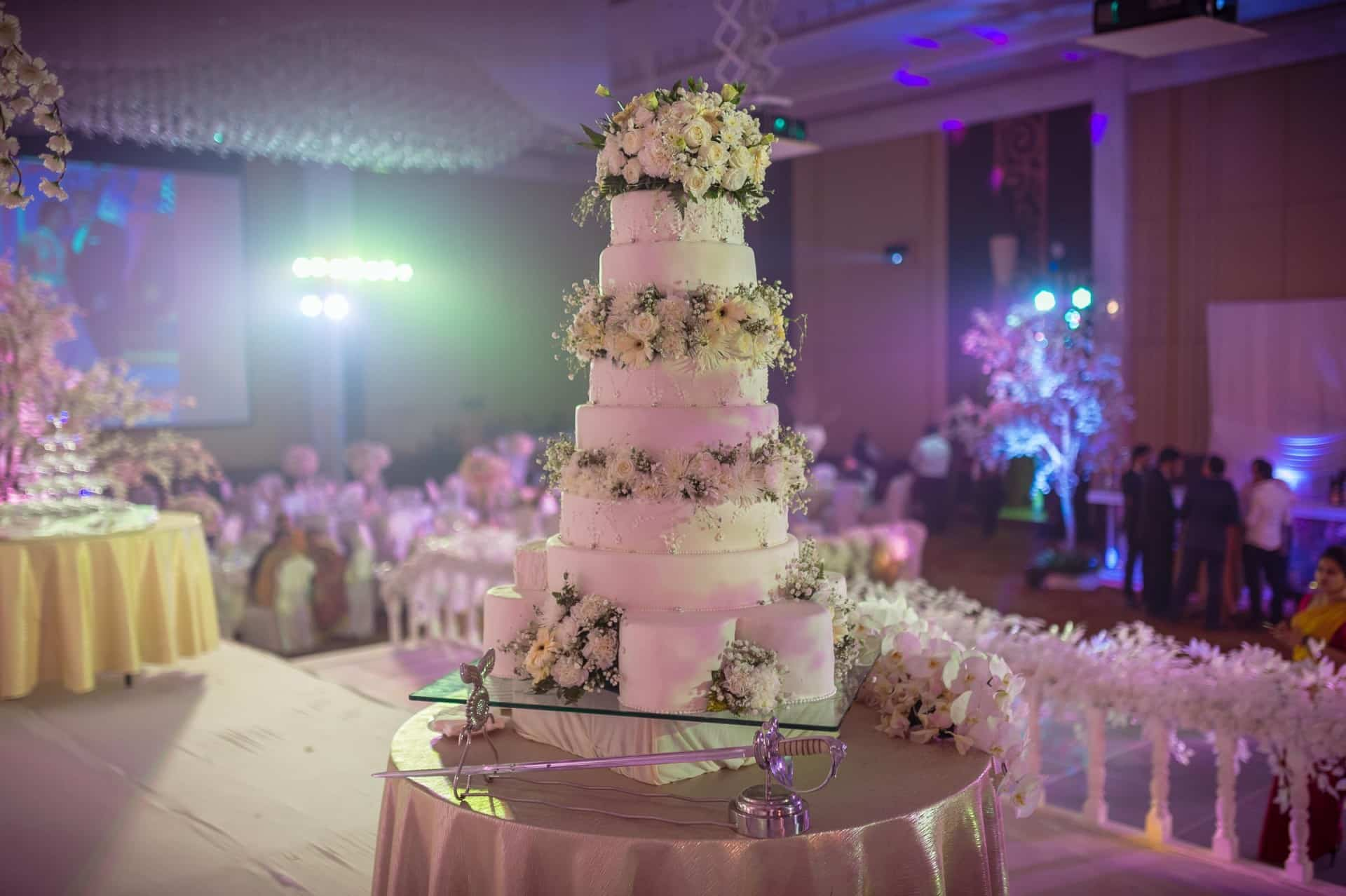 Top Destination Wedding Photographer Thailand | Venue Sheraton Huahin Reception Cake Pre-Wedding Photography Thailand