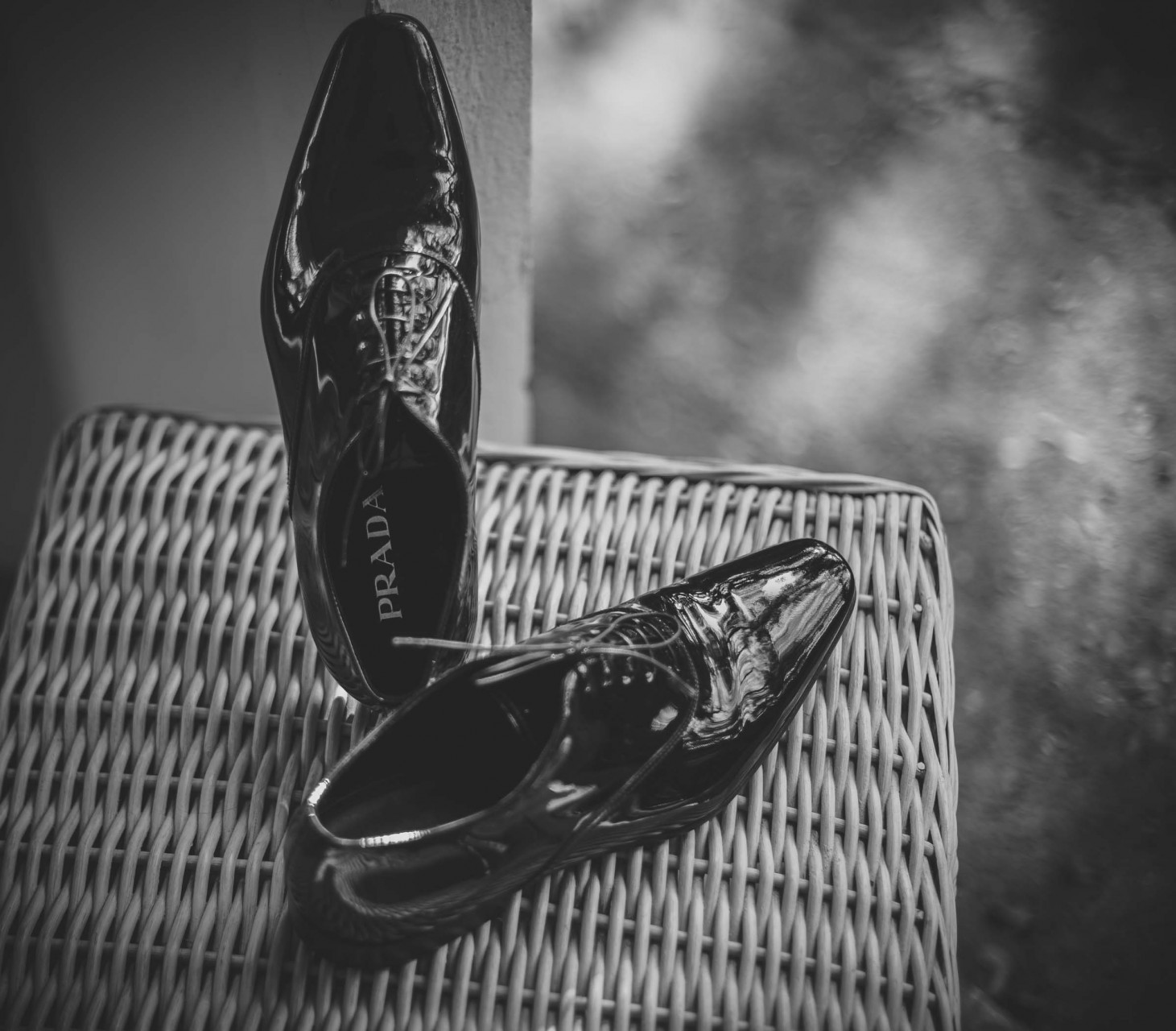 Prada Shoes Pre Wedding Photography Taj Westend | Best Destination Wedding Photographer Thailand