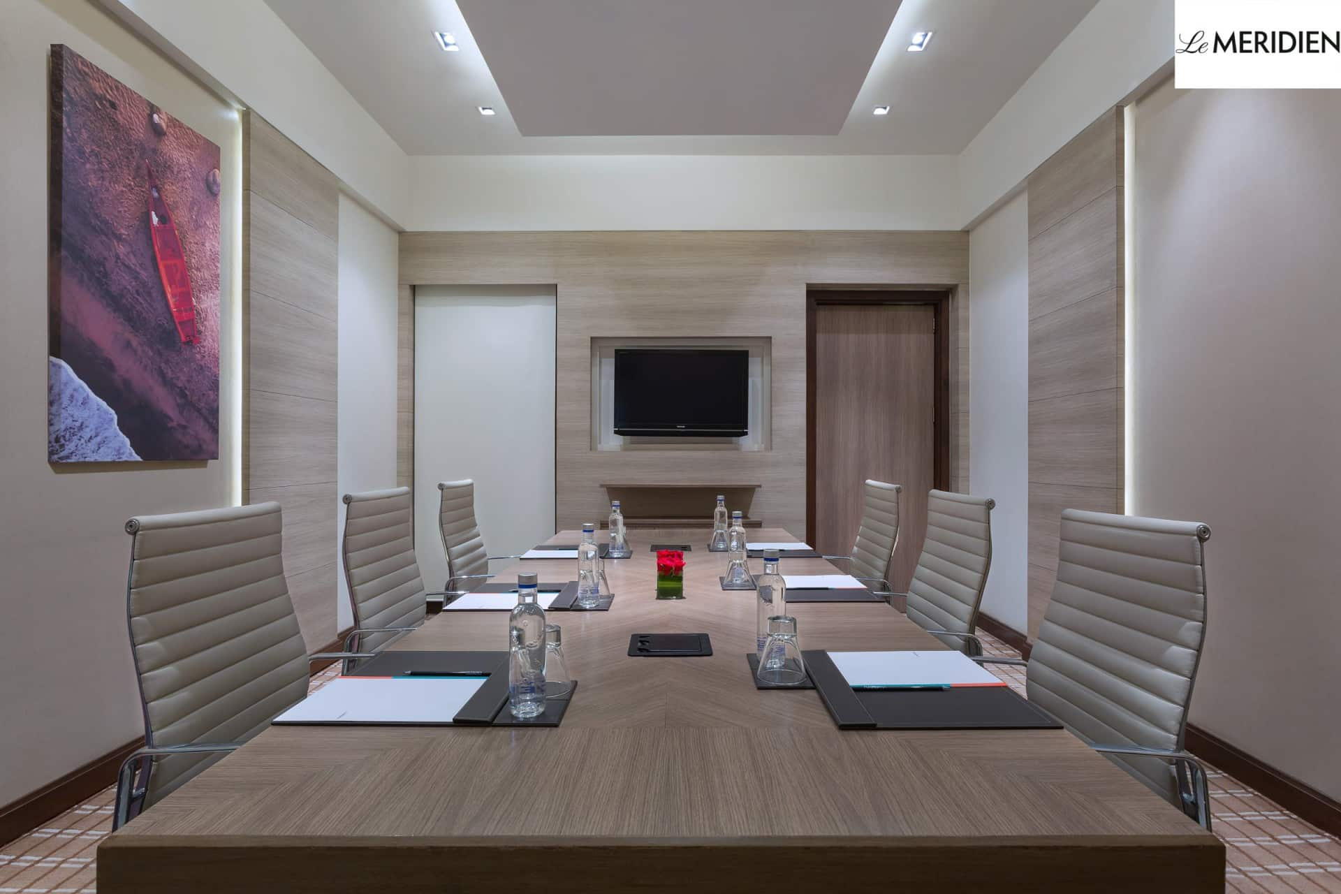 Best Architecture Photography New Delhi | Photography of Le-Meridien Conference Room Gurgaon