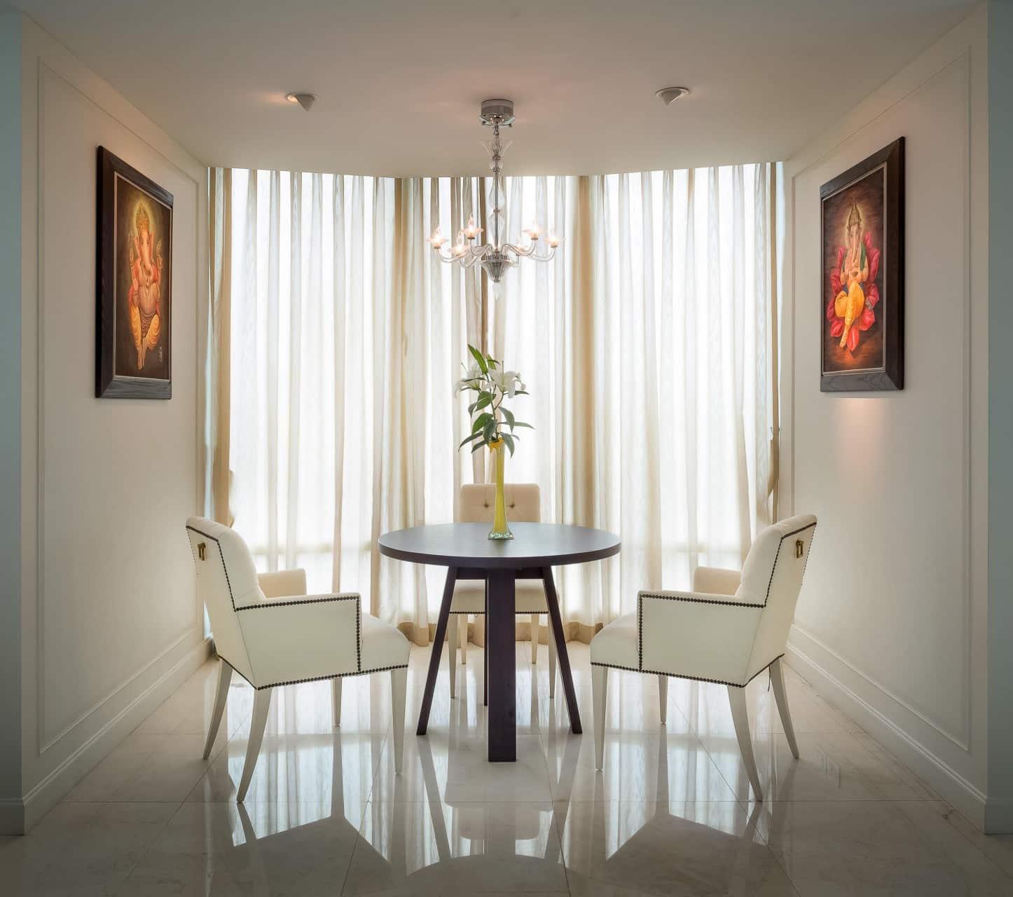 Best Architecture Photographer Bangkok   Luxury Condo Tea Setting Detail