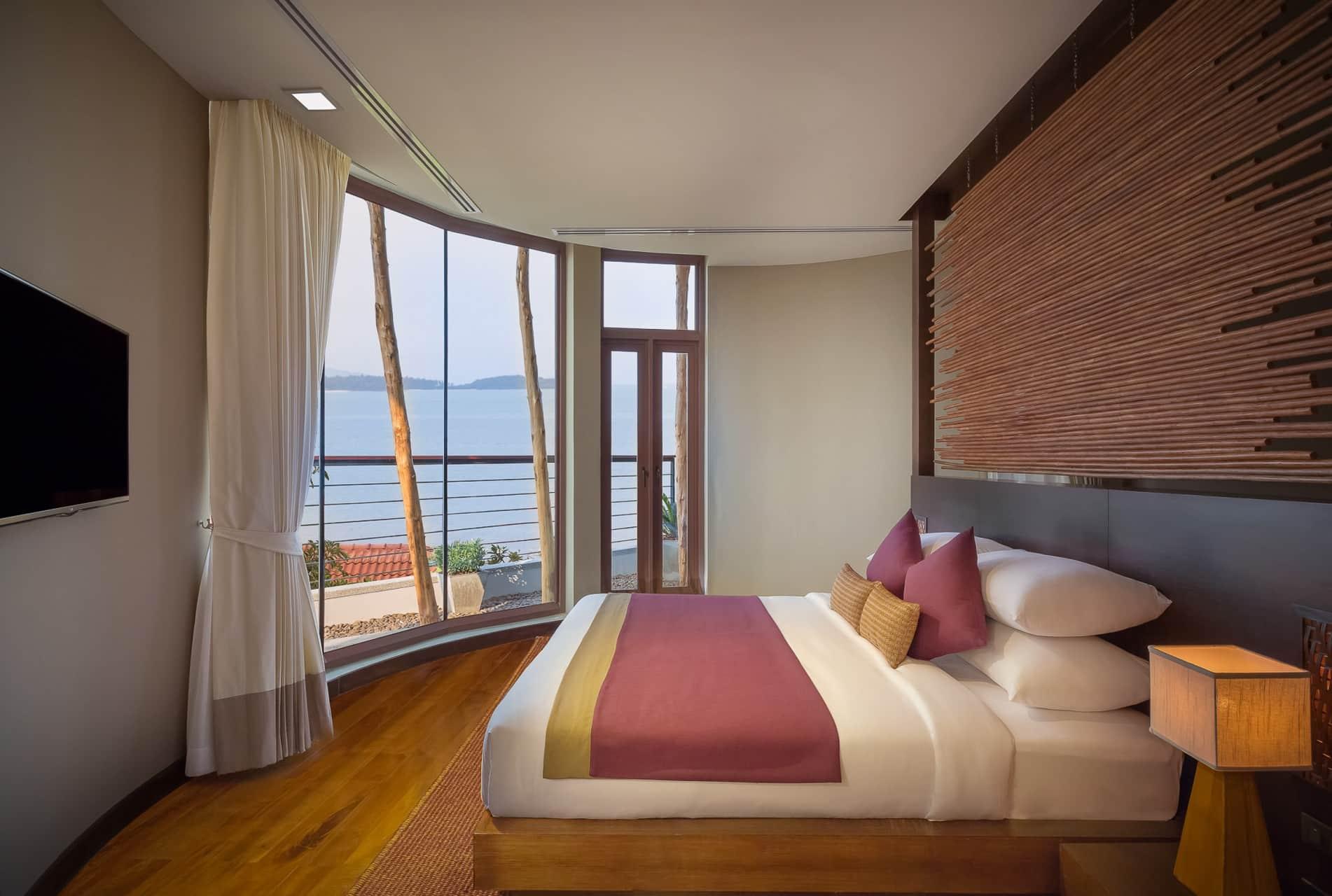 Architecture Photographer Koh Samui Thailand   Prana Resorts Suite Room Photography