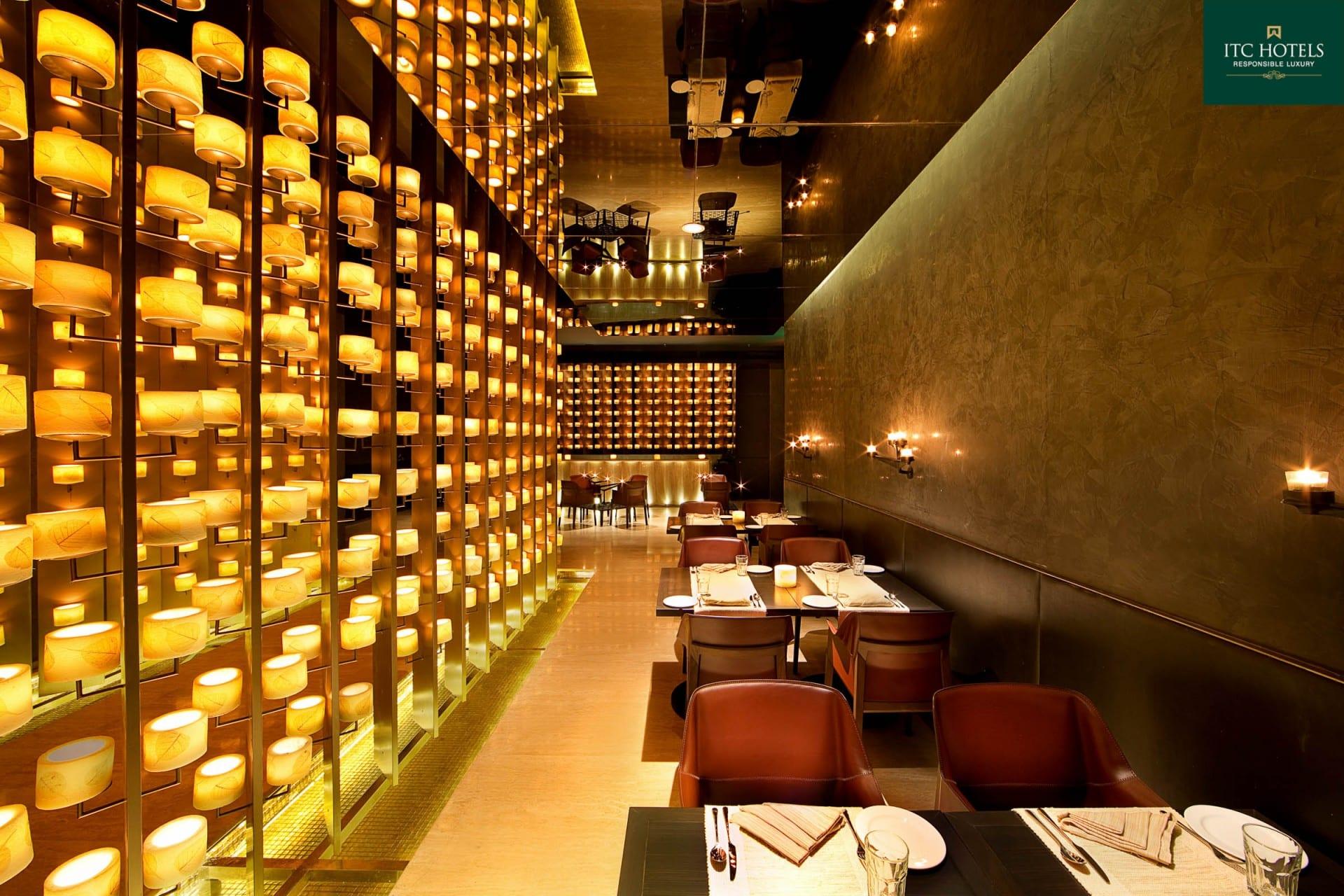 Best Architecture Photographer India   ITC Hotel Restaurant Photography Jodhpur