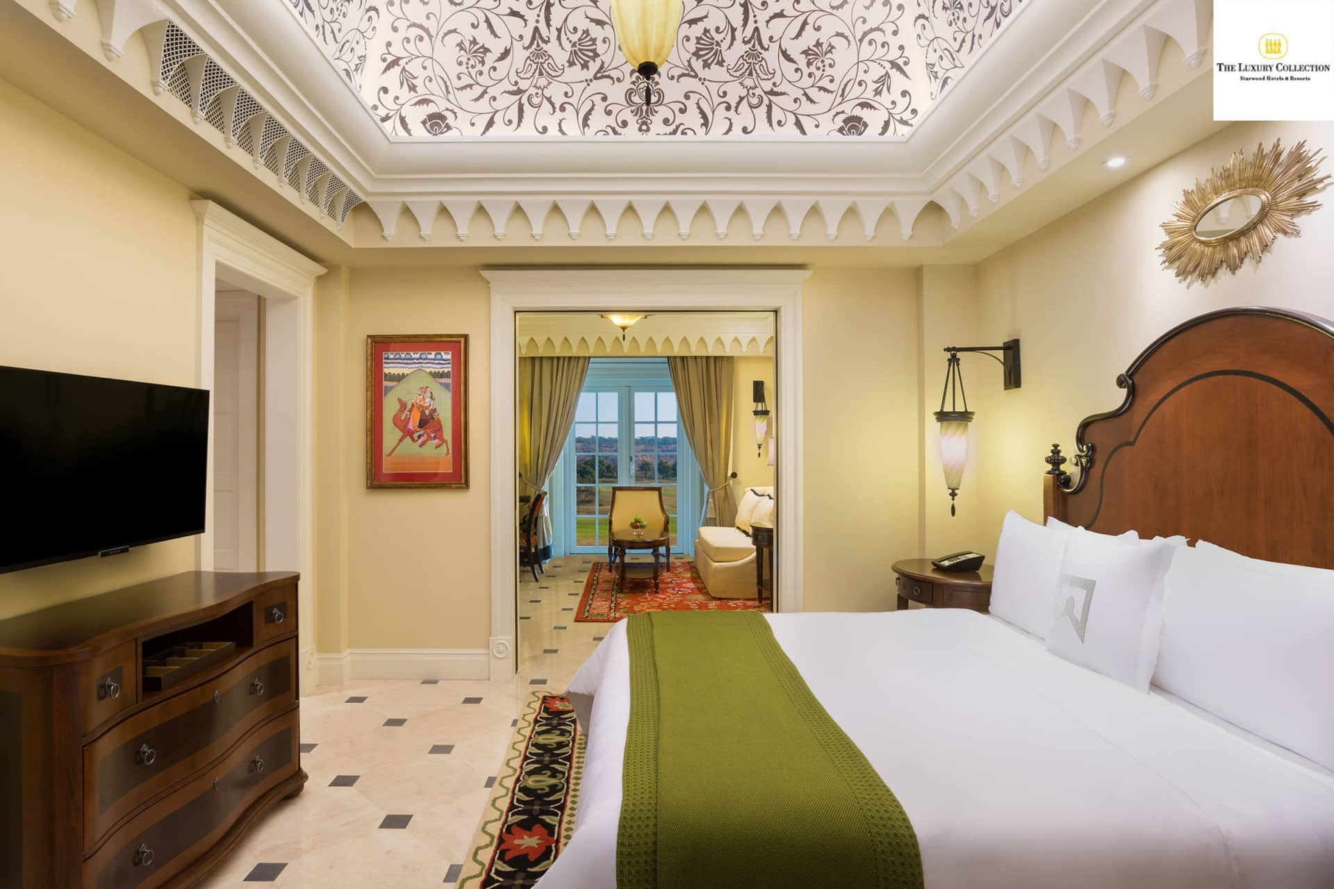 Best Architecture Photographer India   Collections of Luxury Suite Bedroom Photography Delhi